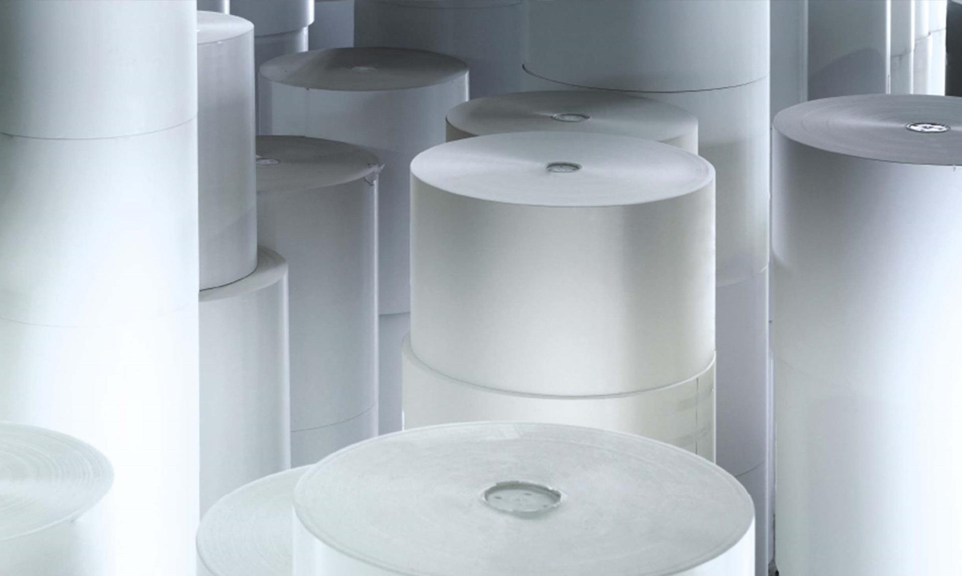 Afsluiters voor toepassingen in de papier-, karton- en recyclage-industrie