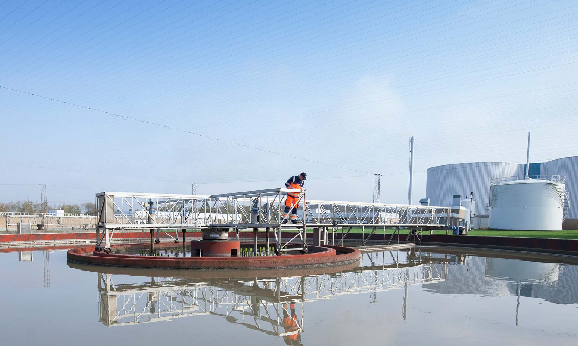 Modulaire waterbehandelingssystemen met bewezen technologie volgens uw vereisten.