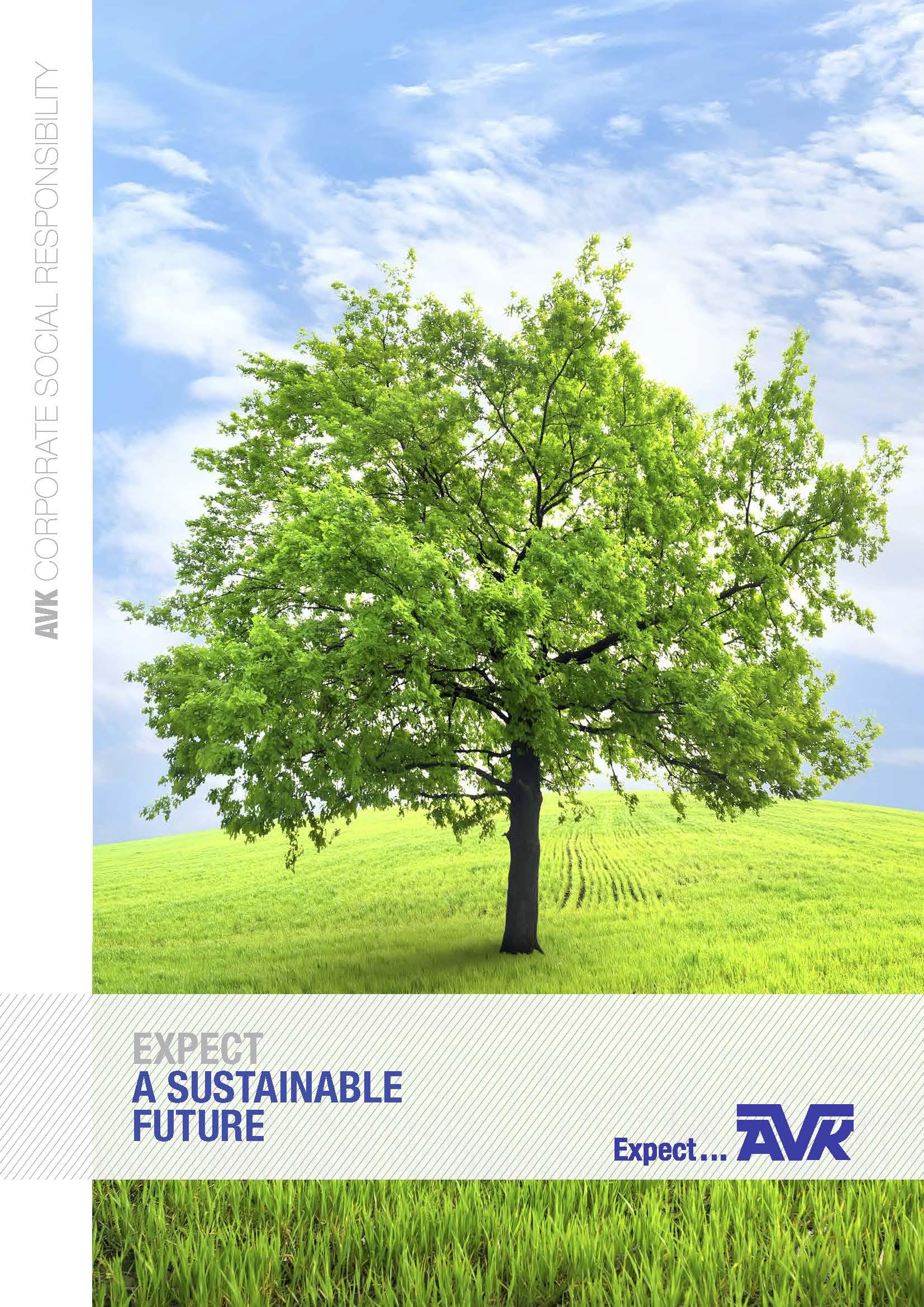 Brochure AVK duurzaam ondernemen