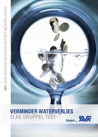 non revenue water white paper cijfers vlaanderen wallonie