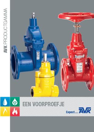 Productoverzicht AVK voorproefje brochure