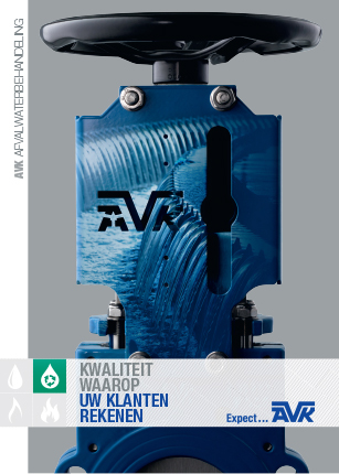 Productbrochure over afvalwater
