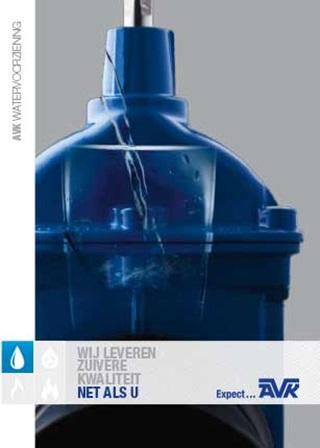 Productbrochure AVK drinkwatervoorzieningen