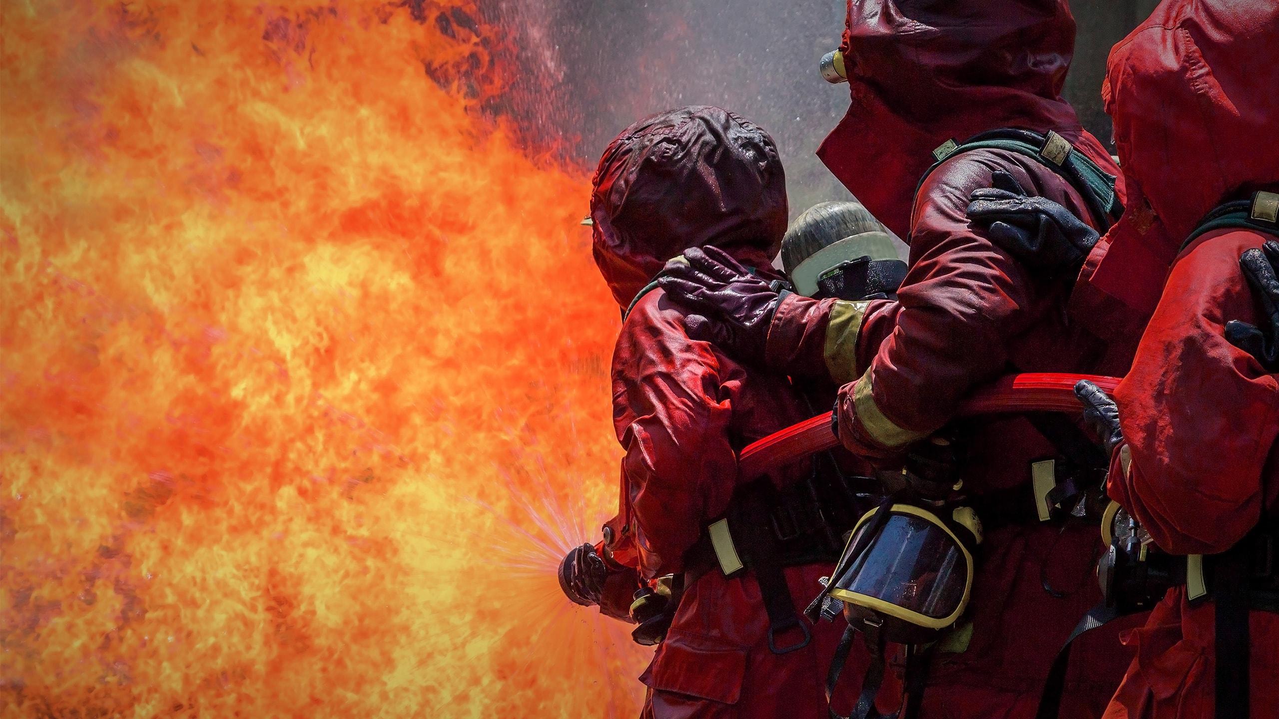 Oplossing voor brandbestrijding, brandbeveiliging binnen / buiten, UL FM goedgekeurde brandkranen hydranten straatpotten